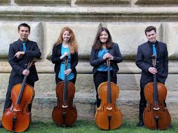 Arcis Cello Quartet Munich
