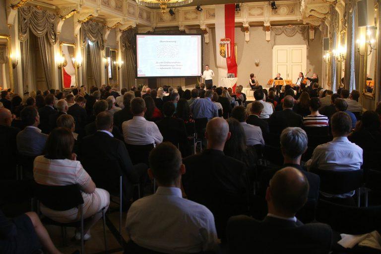 Keynote in Linz