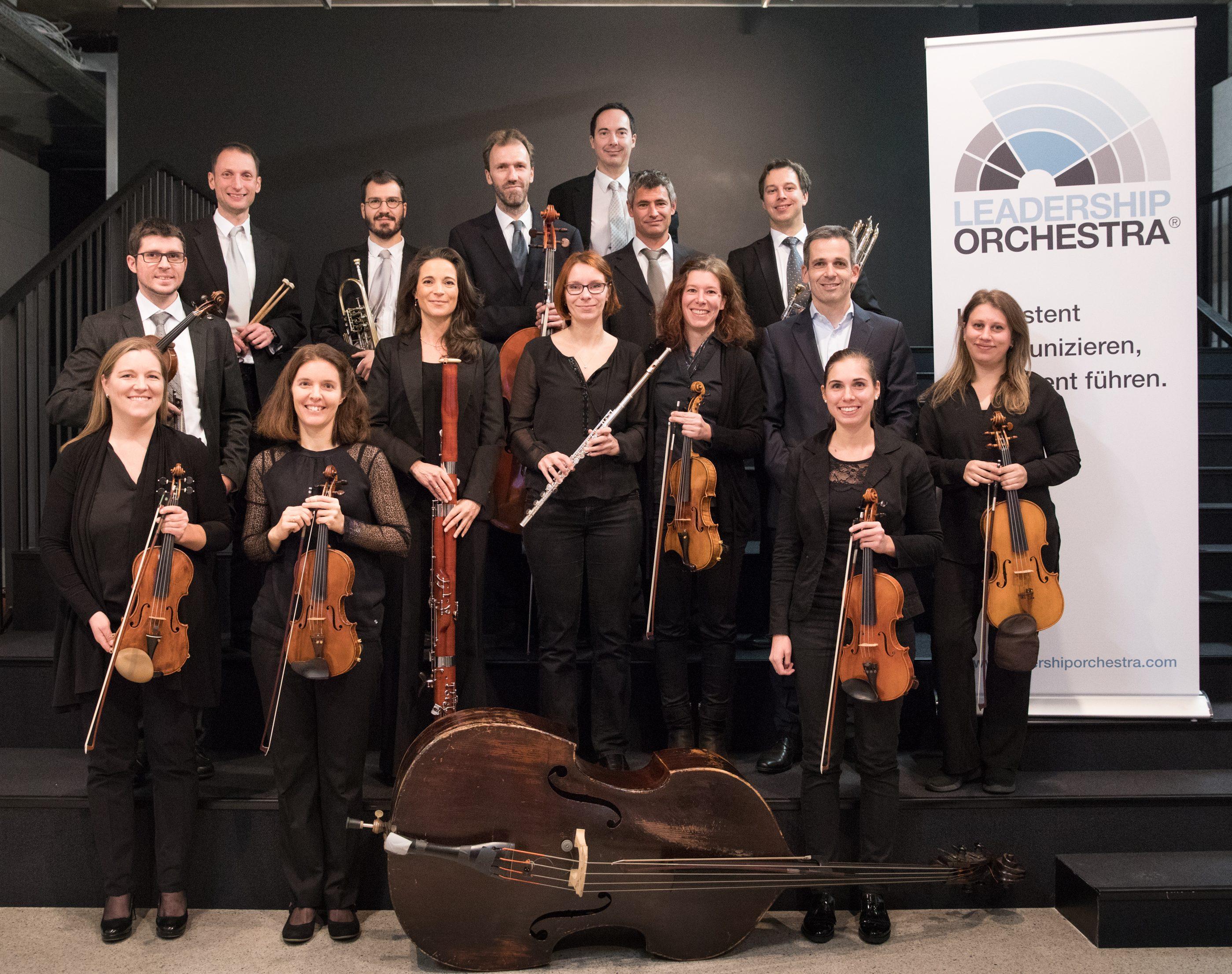 Leadership Orchestra Vienna